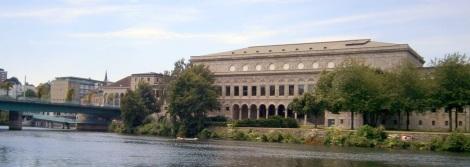 Stadthalle in Mülheim an der Ruhr